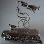 Der Einrad Biker
